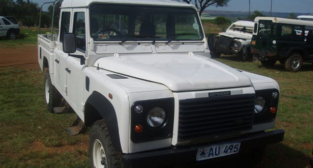 New Land Rover Discovery Salisbury >> Land Rover Defender 130 Spares & Parts | British 4x4 Parts