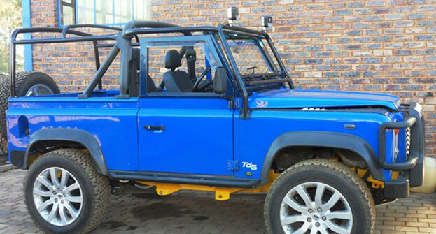 Used Land Rover Discovery For Sale In South Africa 2003