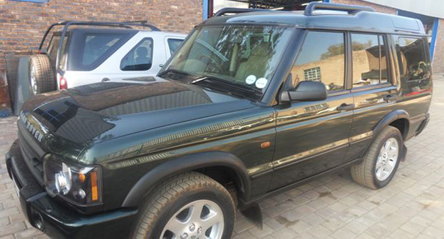Land Rover Discovery 2 Spares Amp Parts British 4x4 Parts